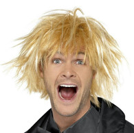 90's Blonde Messy Surfer Guy Wig | Smiffy's