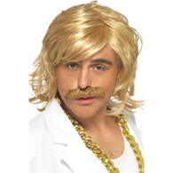 1980's Game Show Host Blonde Kit | Smiffy's