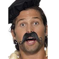 Frenchman Moustache | Smiffy's