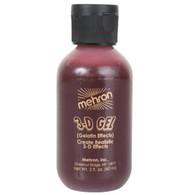 3D Gel Blood Effects Red 60mL   Mehron Makeup