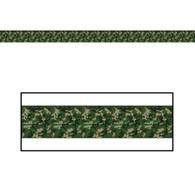 Army Camo Party Tape   Amscan