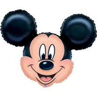 Foil Supershape Mickey Mouse Head Balloon | Anagram