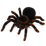 Halloween Terrible Flocked Tarantulas | TNW Australia