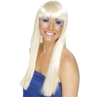 1970's Dancing Queen Blonde Wig | Smiffy's