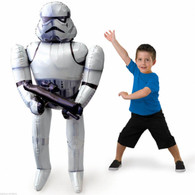 Airwalker Disney Star Wars Storm Trooper Balloon | Anagram