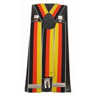 German Flag Colour Suspenders