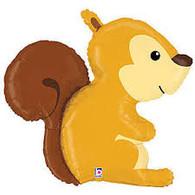Foil Supershape Woodland Squirrel Balloon | Betallic
