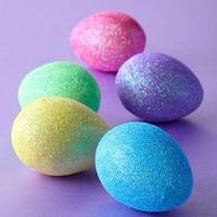 Easter Eggs Mini Coloured Glitter | TNW Australia