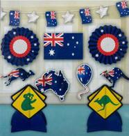 Amscan Australia Regular Room Decorating Kit