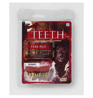 Dr Tom's Werewolf Teeth Dents