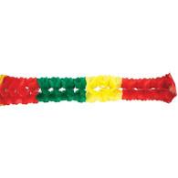 Mexican Fiesta Tissue Garland