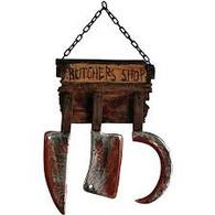 Halloween Butcher Shop Decoration | Forum Novelties