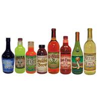 Halloween Scary Bottle Labels | Forum Novelties