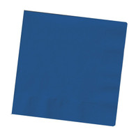 Premium Cocktail Napkins Cobolt Blue | Touch of Color