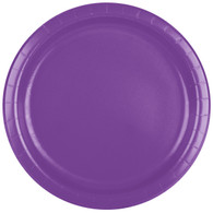 Premium Luncheon Paper Plates Amethyst | Touch of Color