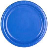 Premium Luncheon Paper Plates Cobalt | Touch of Color