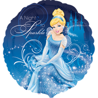 Cinderella 'A night to sparkle' Foil Balloon | Disney