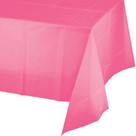 Premium Plastic Tablecover Candy Pink | Touch of Color