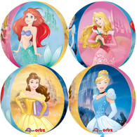 Disney Princess Orbz Balloon | Anagram