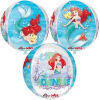 Disney Mermaid Ariel Orbz Balloon | Anagram