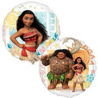 Moana Theme Foil Balloon | Disney