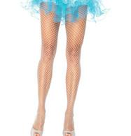 Fishnet White Panty Hose | Trademart