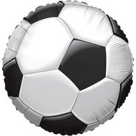 Foil Supershape Sport Soccer Balloon | Qualatex