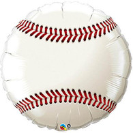 Foil Supershape Sport Softball Balloon | Qualatex