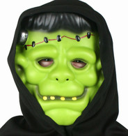 Frankenstein EVA Teen Face Mask with Hood | Dr Tom's
