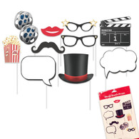 Hollywood Photo Booth Props | Creative Converting