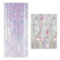 Door Curtain Shiny Iridescent | Amscan