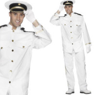 Nautical Captain Costume | Smiffy's