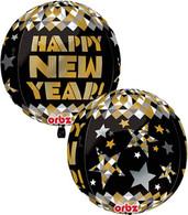 Orbz Happy New Year Balloon | Anagram