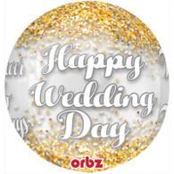 Orbz Wedding Confetti Balloon   Anagram