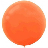 Latex Round 60cm Fashion Orange Peel Balloon | Amscan