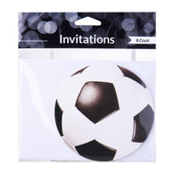 Soccer Sport Fanatic Invitations | Creative Converting