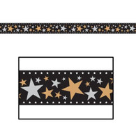 Hollywood Star Filmstrip Border Roll | Beistle