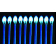 Colourflame Birthday Blue Candles | Alpen