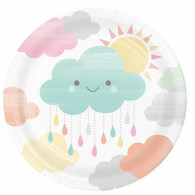 Sunshine Baby Showers Snack Plates | Creating Converting
