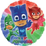PJ Masks Round Foil Balloon | Amscan