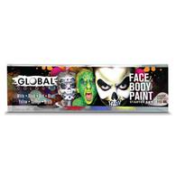 Face & Body Paint Starter Set | Global Colours