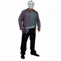 Instant 'Jason' Costume Kit | Trademart