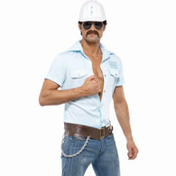 1980's Village People Construction Worker | Smiffy's
