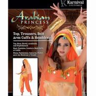 Arabian Princess Adult Costume | Karnival Costumes