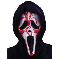Halloween Ghost Screem Face Bleeding Mask | Jack in the Box
