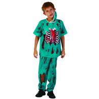 Halloween Zombie Doctor Child Costume | Trademart
