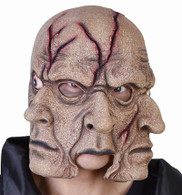 Halloween Three Faces Latex Mask | Dr Tom's