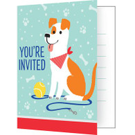 Dog Party Invitations | Creative Converting