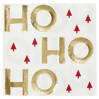 Christmas Ho Ho Ho Luncheon Napkins | Talking Tables