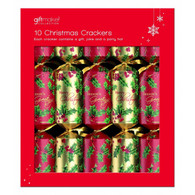 Christmas Holly & Berry Crackers   Giftmaker Collection